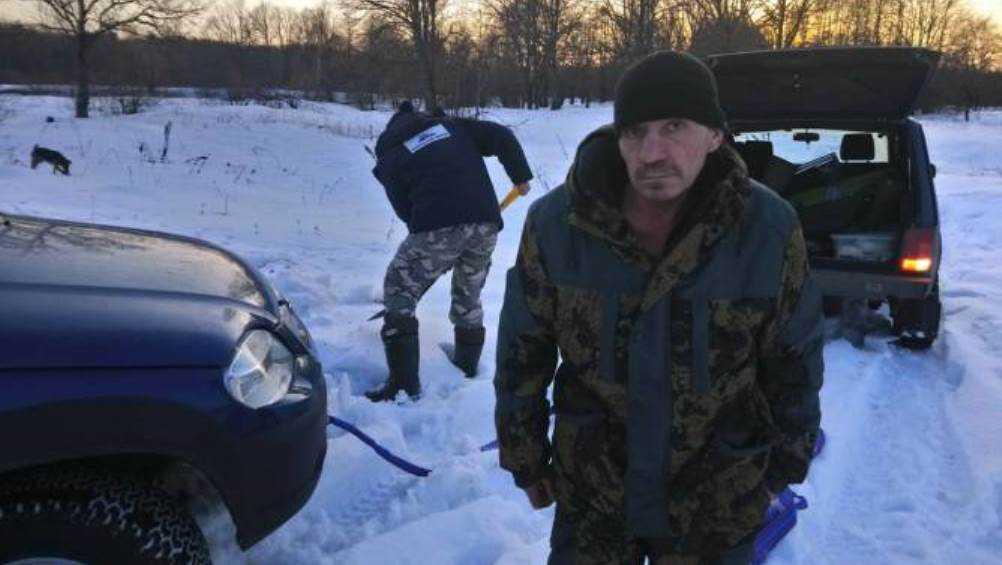 В Дятьковском районе пропал без вести Вячеслав Березин