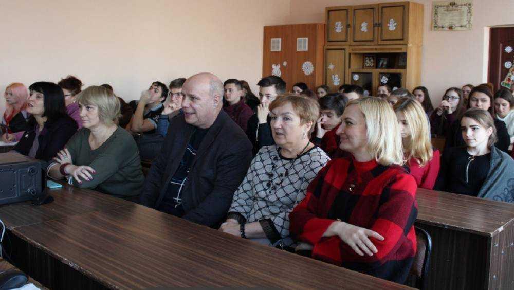 В Брянском техникуме профессор Фаусто удивил итальянской закваской
