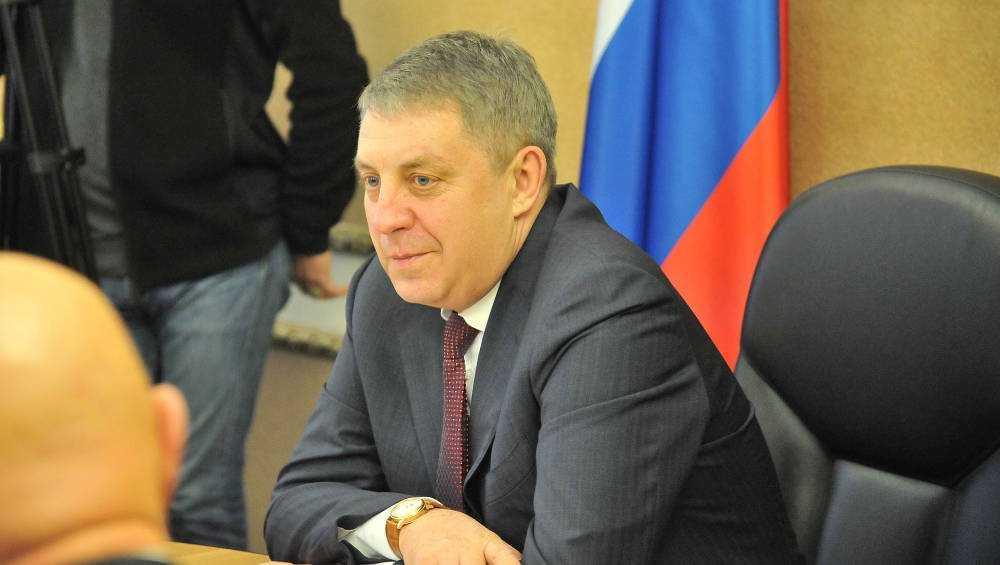 Брянский губернатор Богомаз призвал быть ответственным за свое здоровье