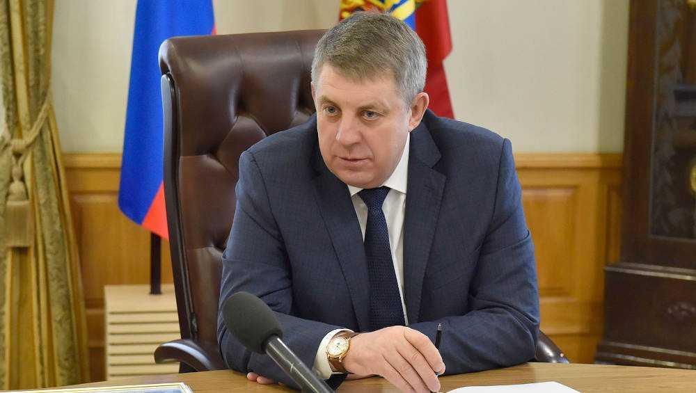 Об открытии детсадов и ресторанов сказал брянский губернатор Богомаз