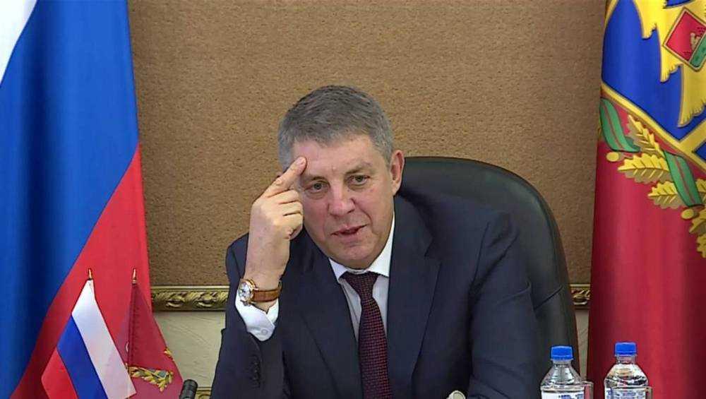Как свергнуть брянского губернатора Богомаза?