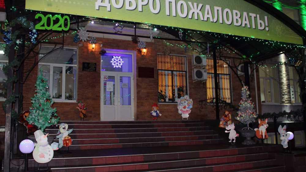 Брянская больница победила в конкурсе на лучшее украшение медучреждений
