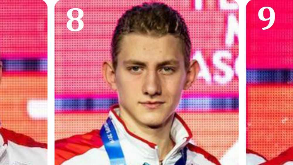 Брянский пловец Илья Бородин установил еще один рекорд России