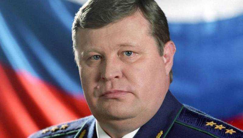 Бывший генпрокурор России «попался» на палке колбасы