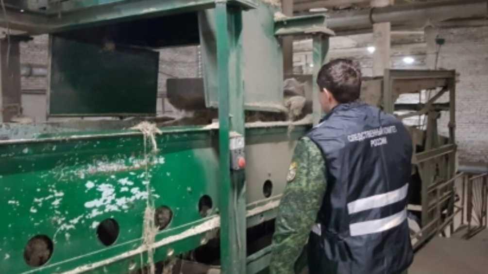 В Дубровке на предприятии «Брянский лён» погибла 47-летняя работница