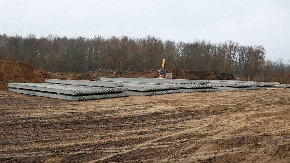 Дорожники обещали благоустроить территорию возле озера Мутного