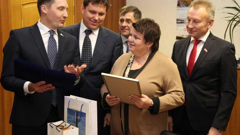 В Брянске приняли делегацию из города-побратима Ижевска