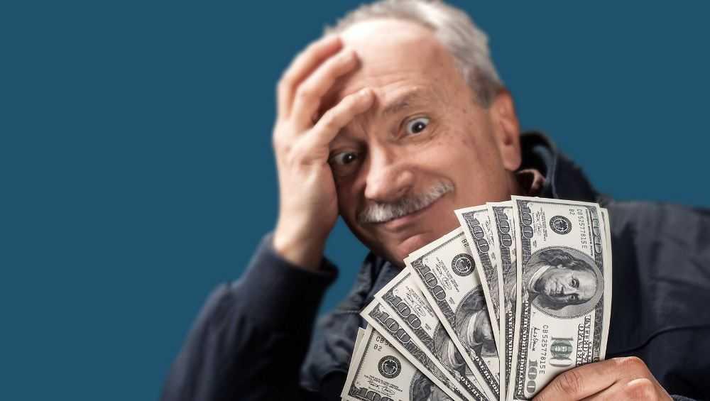 Пенсионер из брянского села обманул государство на 1,3 миллиона рублей