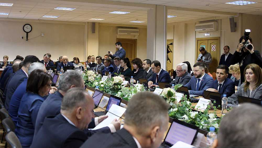 Депутаты горсовета одобрили бюджет Брянска 2020 года