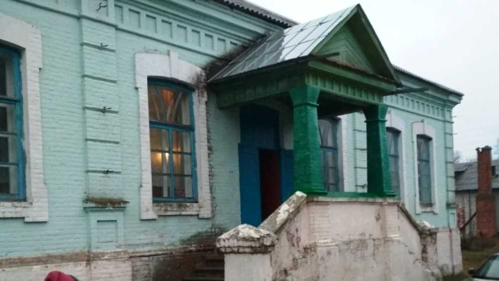 В брянском селе неотапливаемый дом культуры превратился в холодильник