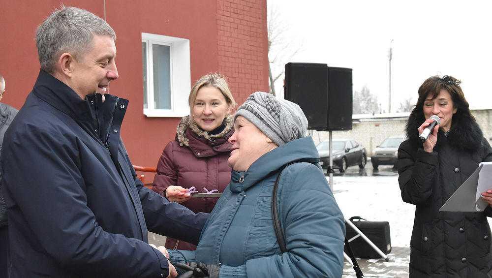 В Брянске дождались свои квартиры 110 обманутых дольщиков