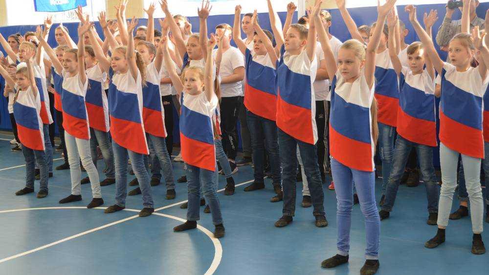 В рамках партпроекта «Детский спорт» в Верещакской школе открыт спортзал