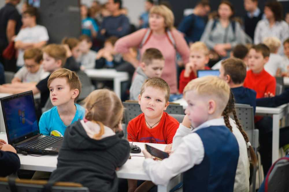 Курсы по программированию для детей – новый социальный проект в Брянске