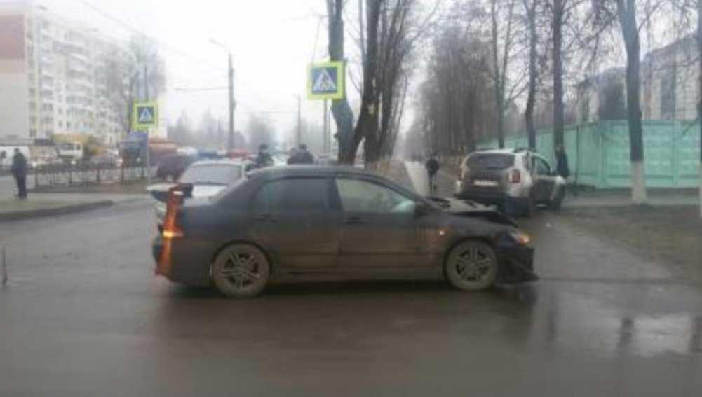 В Брянске водитель ВАЗ сбил пенсионерку-нарушительницу