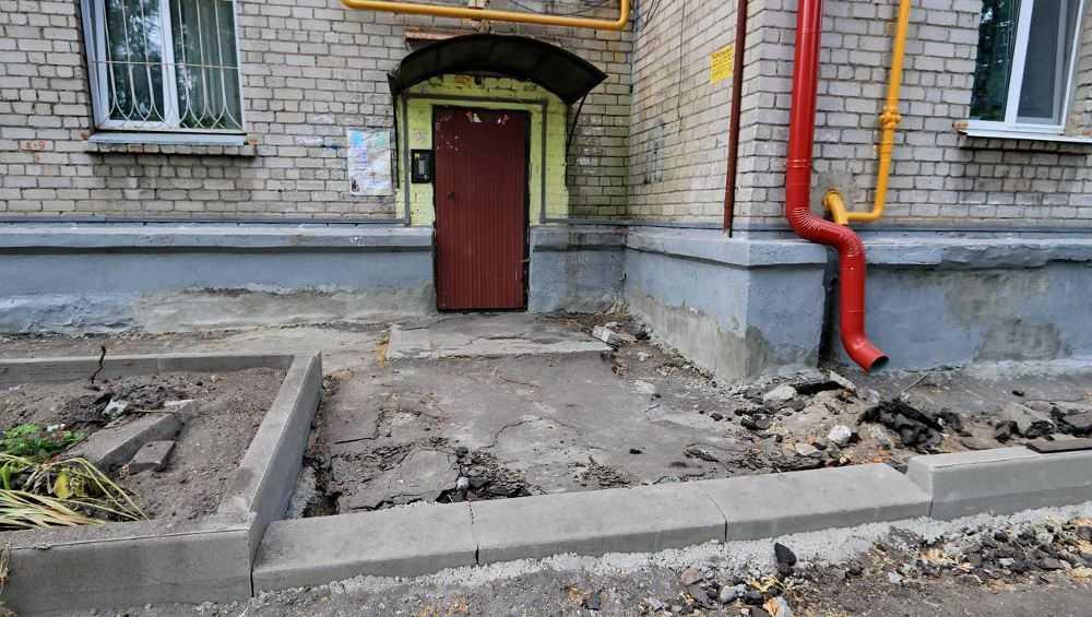 В Брянске в 2020 году благоустроят 8 дворов и пляж со сквером