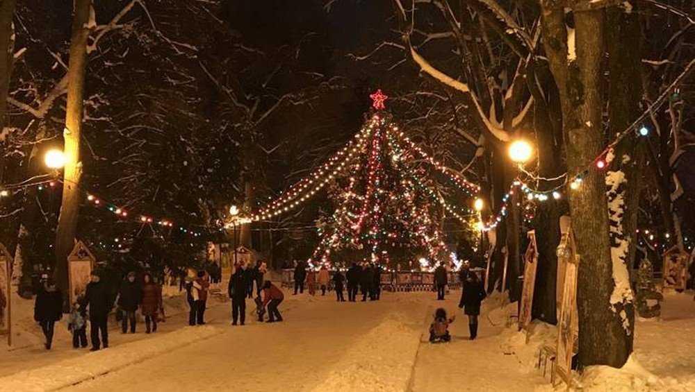 В Брянске в новогоднюю ночь ограничат движение транспорта