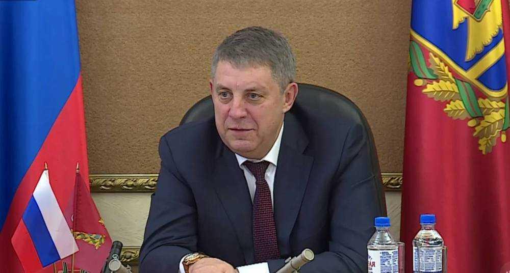 Сыну Александра Богомаза предложили должность заместителя губернатора
