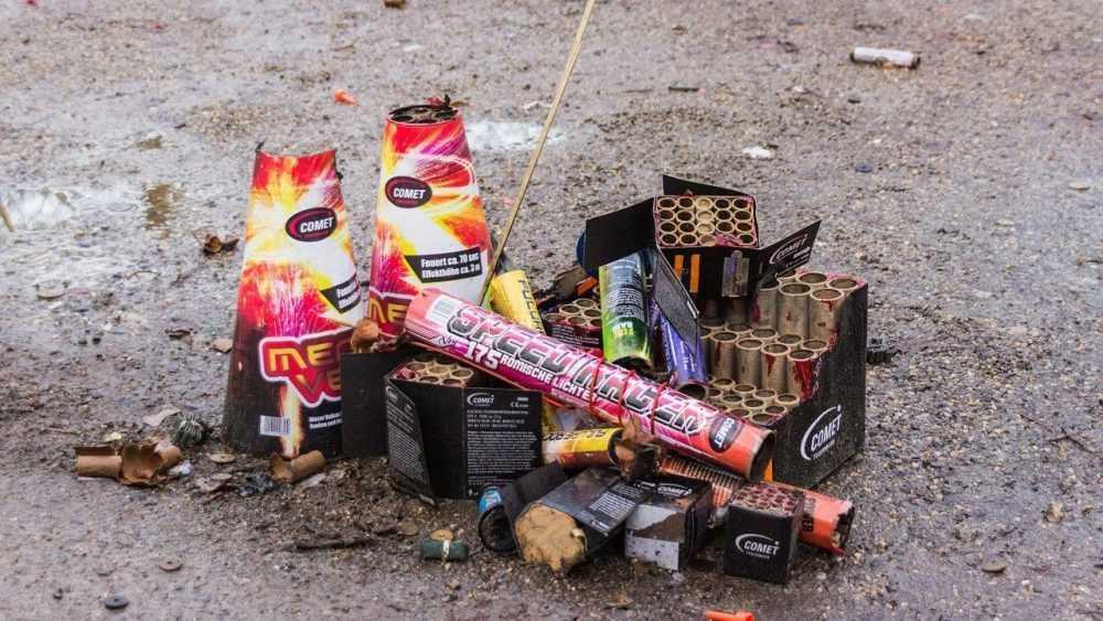 Жители брянского поселка подверглись новогоднему обстрелу