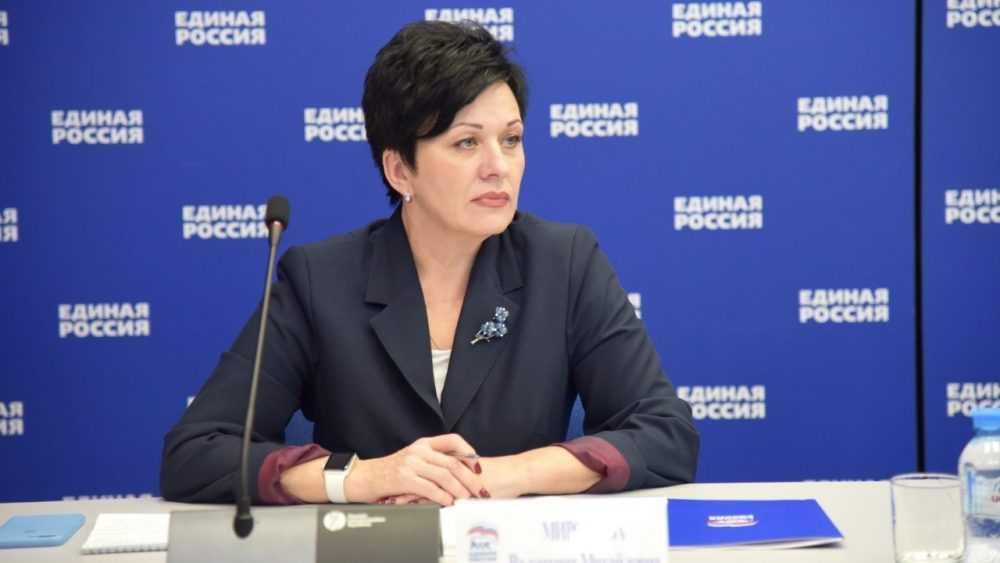 Депутат Госдумы Валентина Миронова рассказала о своей работе в осеннюю сессию