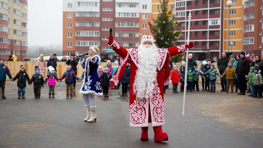 Новый год в Деснаграде
