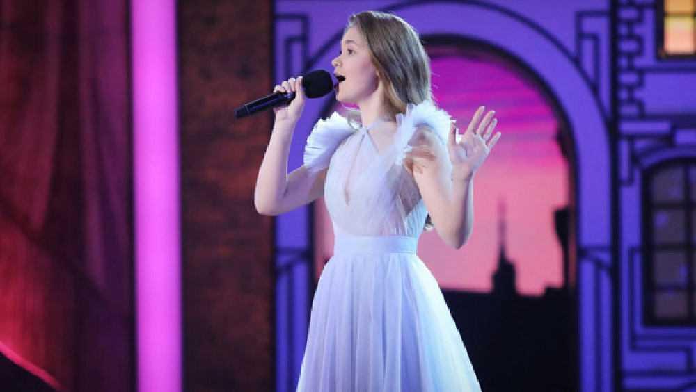 Молодая брянская певица Анастасия Гладилина покорила жюри «Синей птицы»