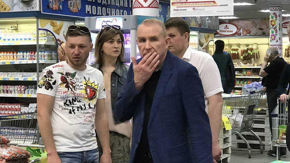 Брянские охранники заняли головной офис корпорации «Гринн» в Курске