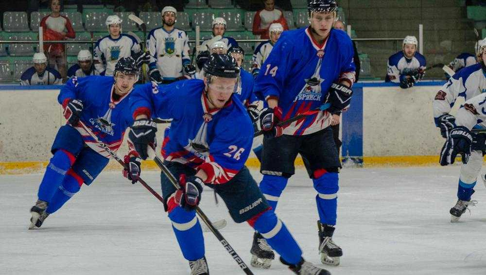 Последний матч года хоккейный клуб «Брянск» проиграл «всухую»