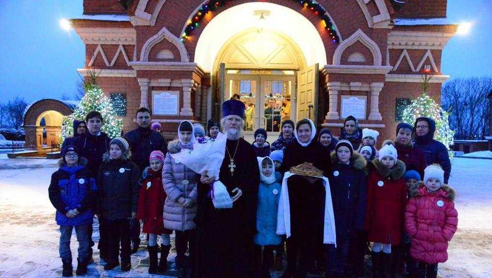 Спасо-Гробовской храм в Брянске отметил свое 115-летие