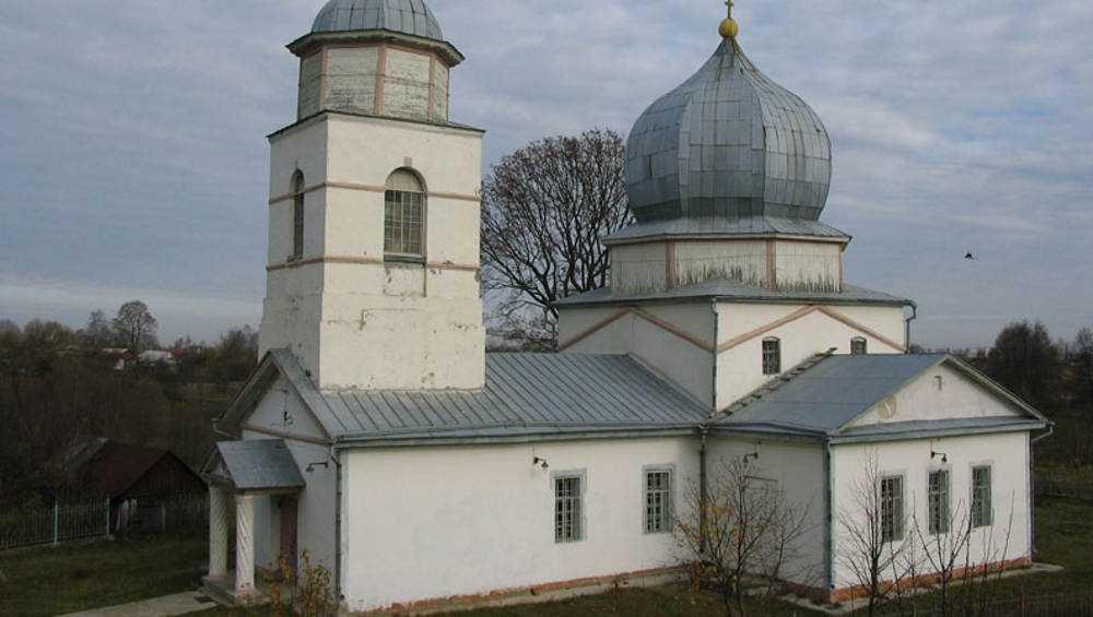 В брянском селе по решению суда храм передали Церкви
