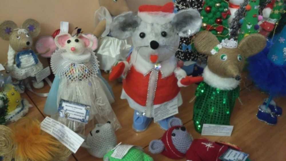 В Дятькове Брянской области выбрали лучшие новогодние игрушки