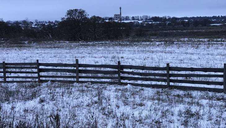 В Брянской области в понедельник потеплеет до 5 градусов