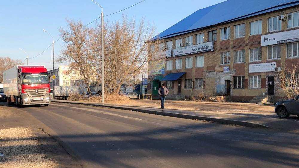Жители Брянска поблагодарили за обновленную дорогу к МРЭО