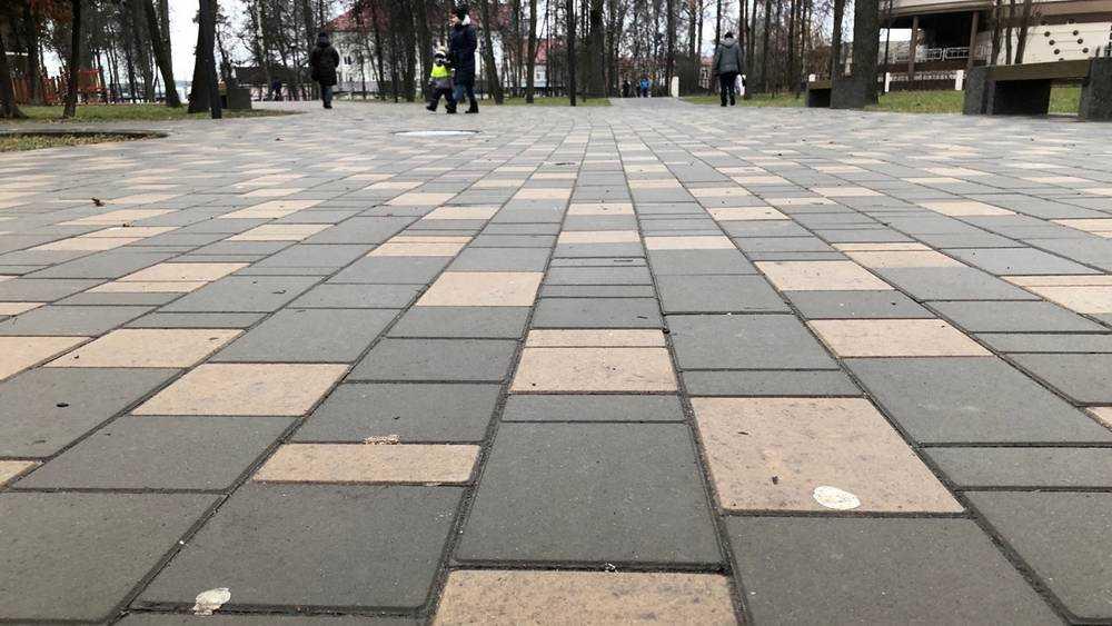 Жители Брянска попросили не загаживать тротуары жвачкой