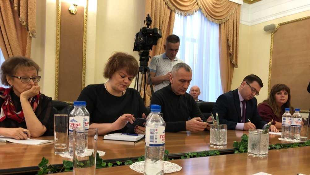 В Брянске губернатор Александр Богомаз встретился с журналистами