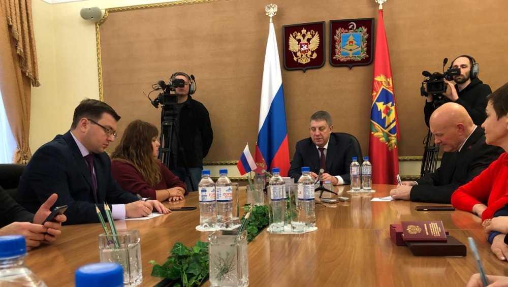 Брянский губернатор Богомаз назвал главные события 2019 года