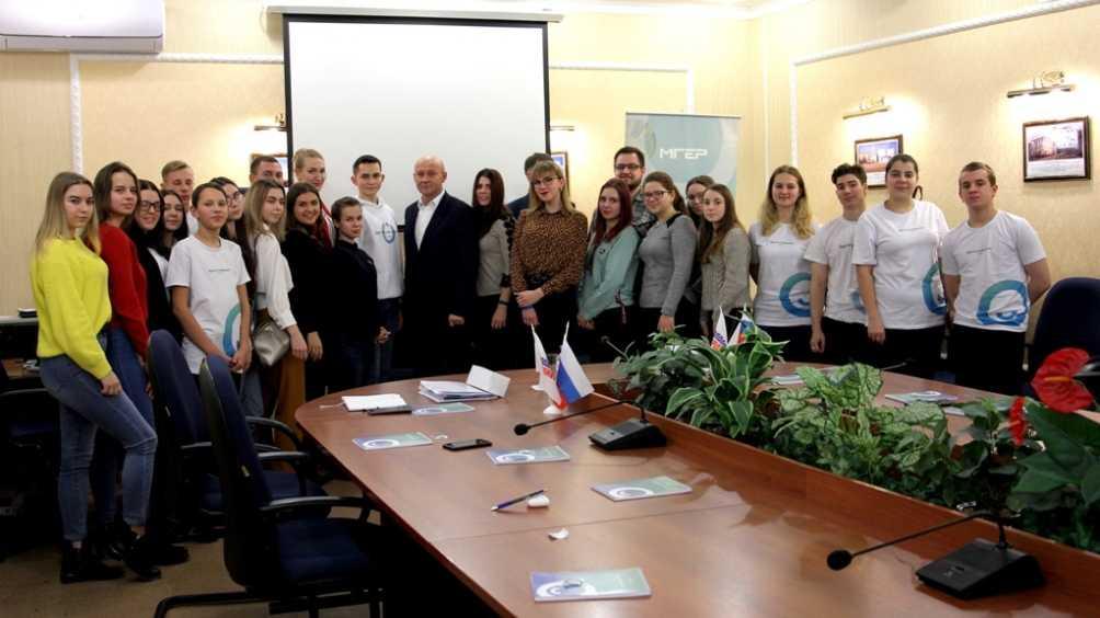 В Брянске замгубернатора прочитал лекцию слушателям «Другого университета»