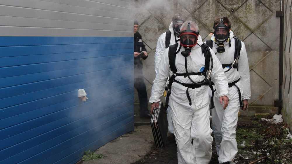 В ООО «БрянскЭлектро» совместно с АО «ЦАСЭО» «ЭКОСПАС» прошла противопожарная тренировка