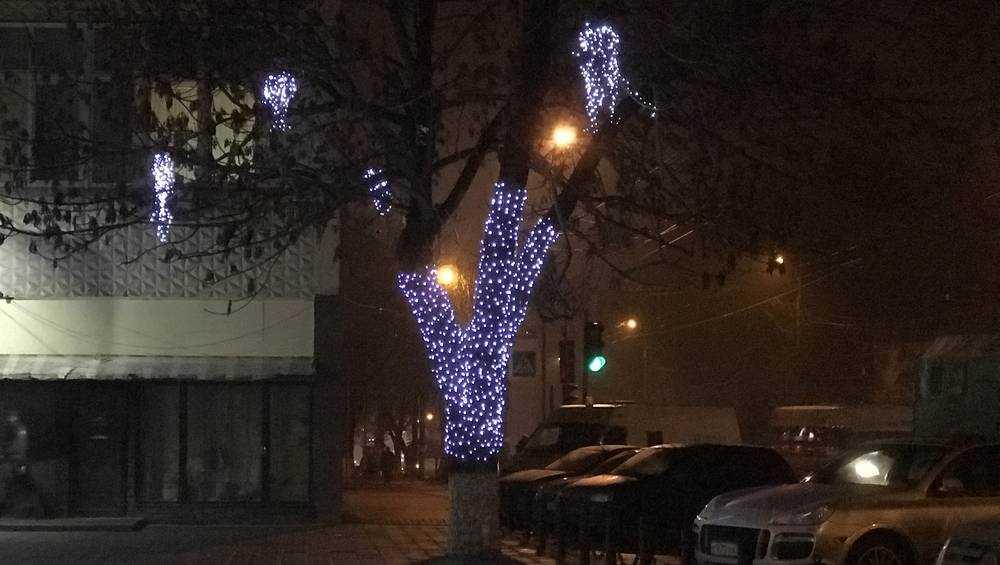В Брянской области ночью похолодает до пяти градусов мороза