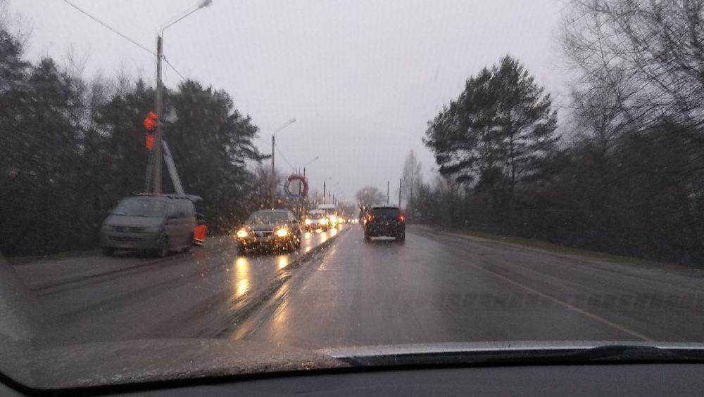 В Брянске подрядчик за свой счет отремонтирует дорогу на улице Речной