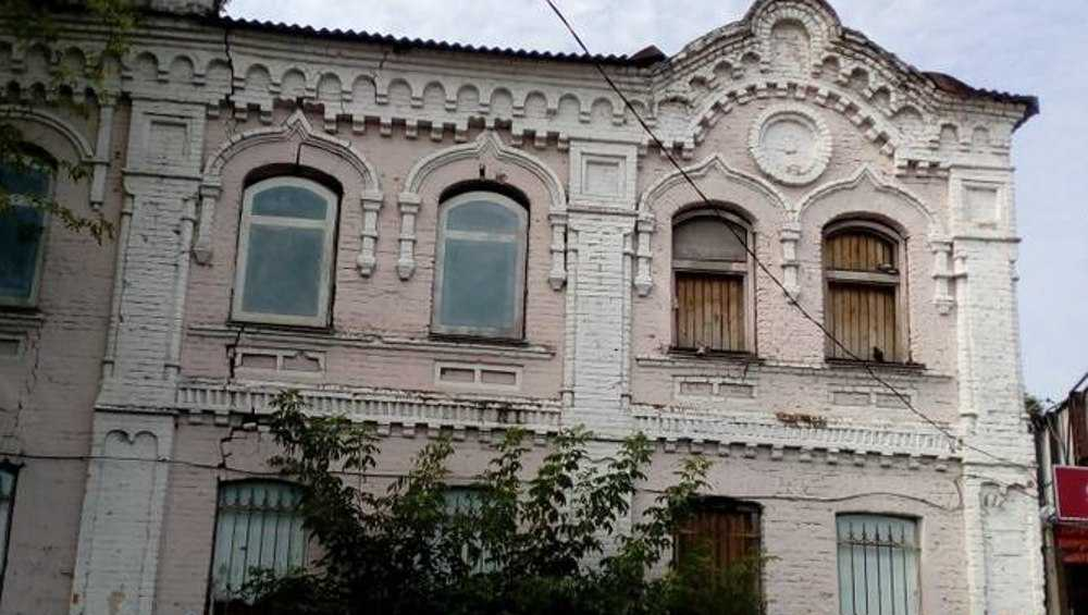 В Брянске решили продать здание бывшей канатной фабрики
