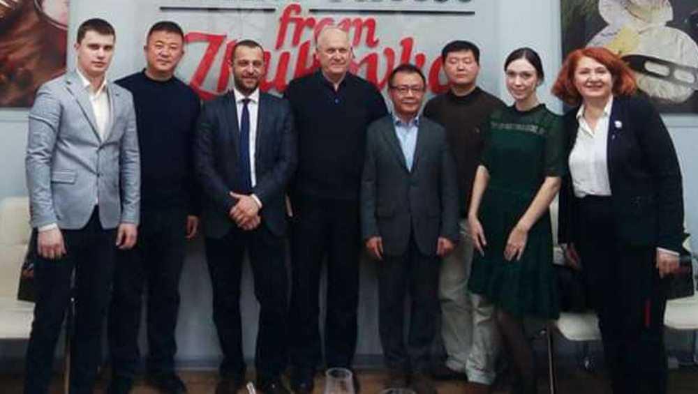 Брянская область поможет накормить Китай