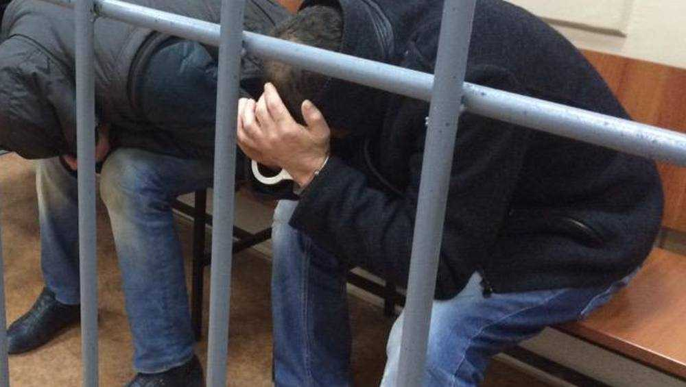 В Брянске троих бандитов осудили за вымогательство и гибель человека