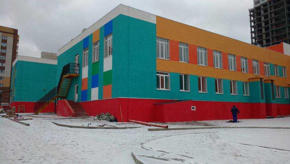 В Брянске к Новому году построят детсад «Лёвушка»
