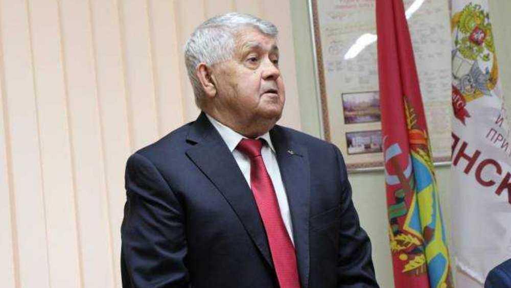 Юрий Лодкин стал почетным гражданином Брянской области