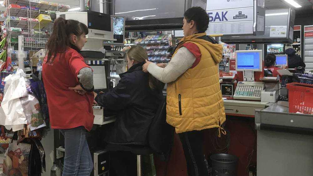 Продавщицы брянского магазина «Магнит» стали звездами околотка
