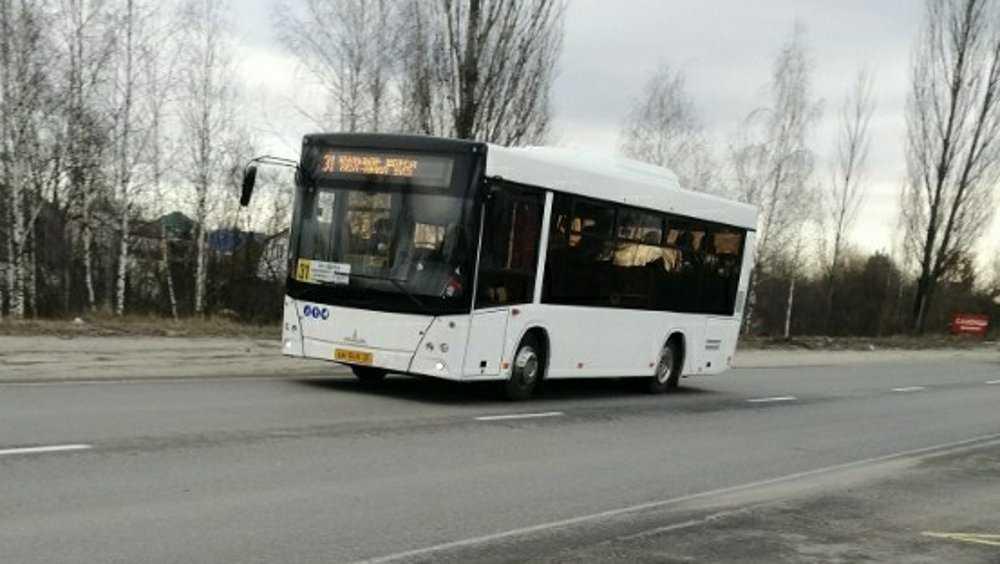 В Брянске пассажиры и водители разошлись в оценках новых автобусов МАЗ