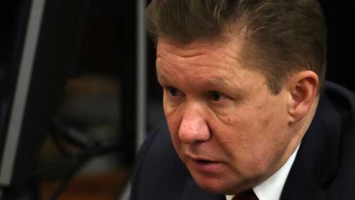 Брянская область с «Газпромом» рассчитается старыми трубами