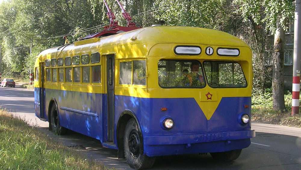 Брянскому троллейбусу исполнилось 59 лет