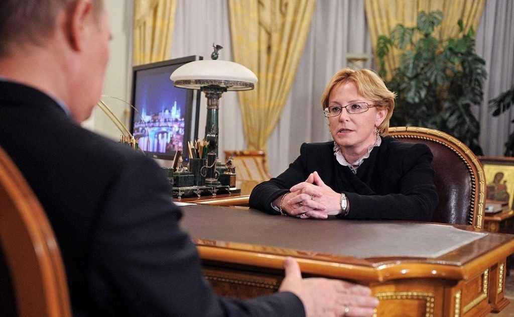 Генпрокуратура не дала помечтать министру здравоохранения