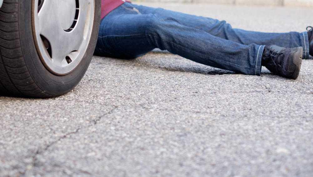 В Клетне легковушка сбила 14-летнего подростка